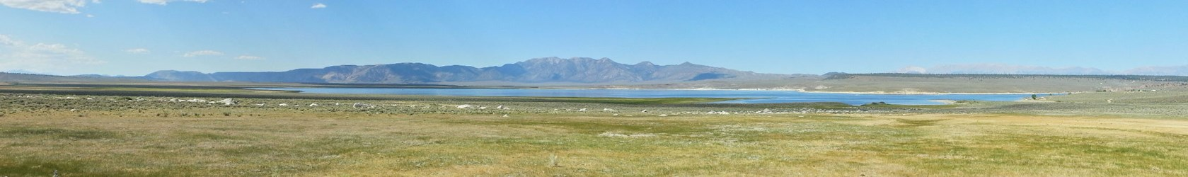 Crowley Lake.