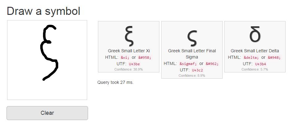 Mausr Mareks Unicode Symbols Recognizer Introduction